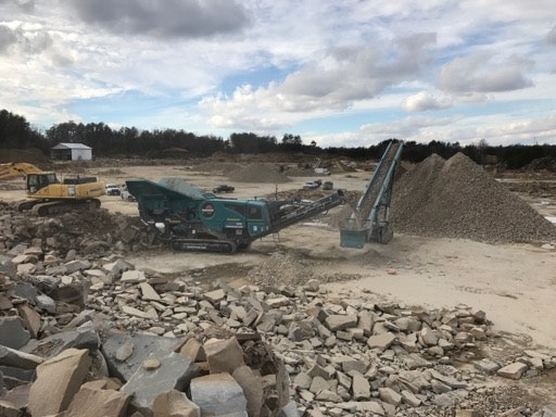 Pt400x Jaw Crusher Limestone 1