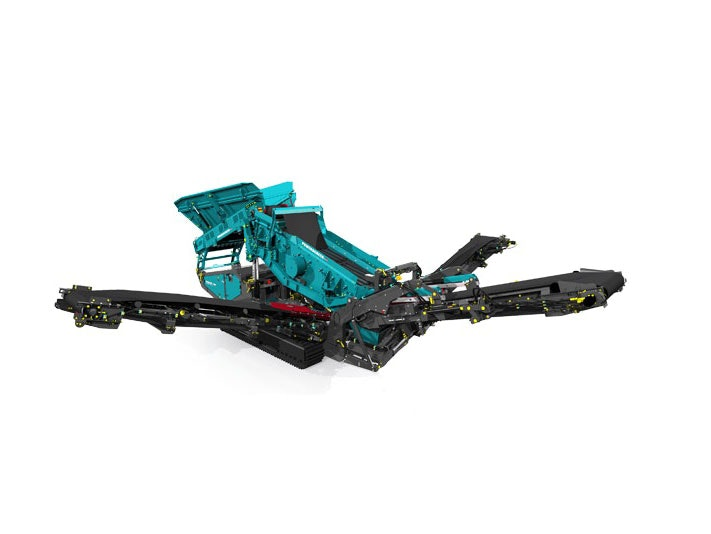 Powerscreen Warrior 1200 1 New