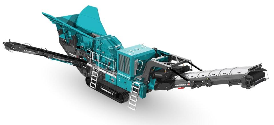 Trakpactor 320 1140 X 440