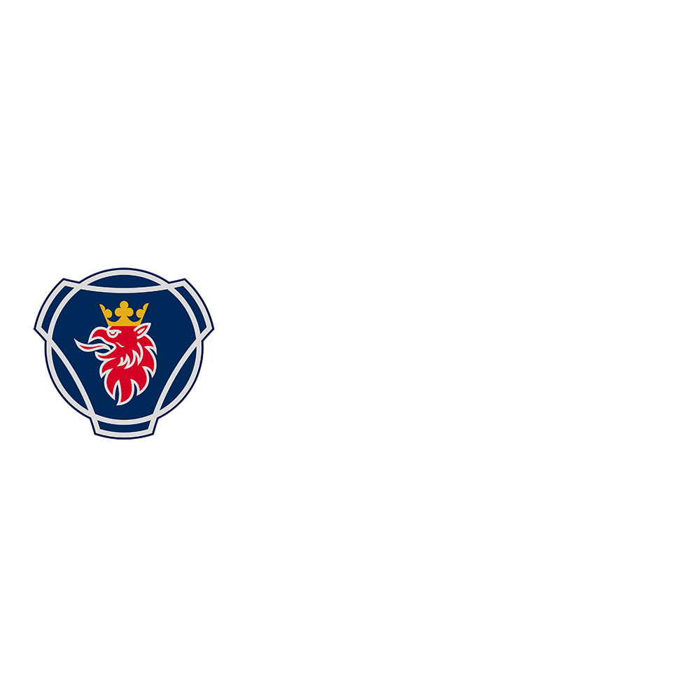 Scania Logo Menu