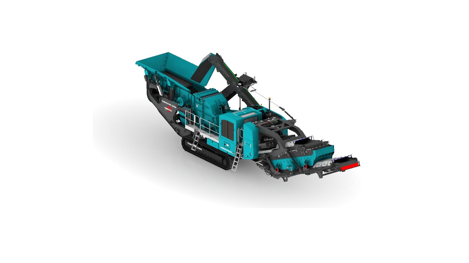Trakpactor 550sr Website