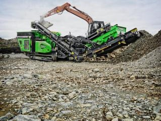 Cobra 290r Ireland  Land Reclamation 14
